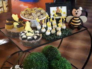 festa infantil abelhinha buffet aniversario (15)