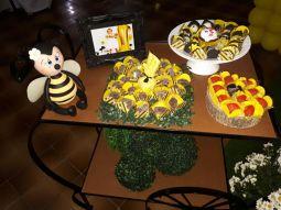 festa infantil abelhinha buffet aniversario (18)