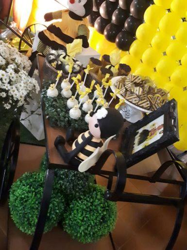 festa infantil abelhinha buffet aniversario (2)