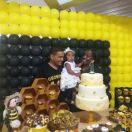 festa infantil abelhinha buffet aniversario (26)