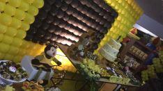 festa infantil abelhinha buffet aniversario (27)