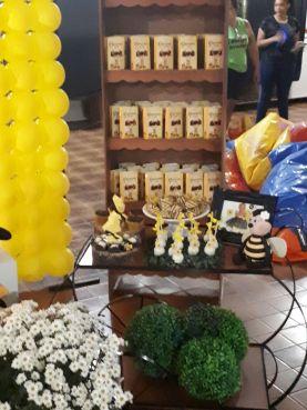 festa infantil abelhinha buffet aniversario (4)