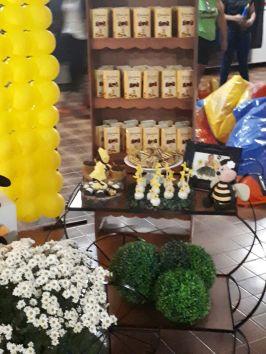 festa infantil abelhinha buffet aniversario (5)