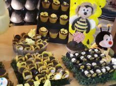 festa infantil abelhinha buffet aniversario (6)