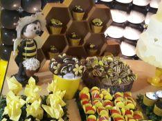 festa infantil abelhinha buffet aniversario (7)