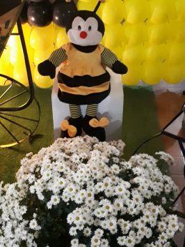 festa infantil abelhinha buffet aniversario (8)