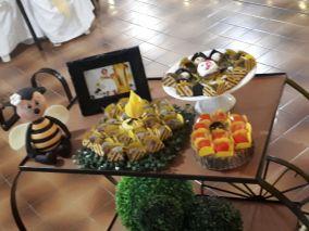 festa infantil abelhinha buffet aniversario (9)